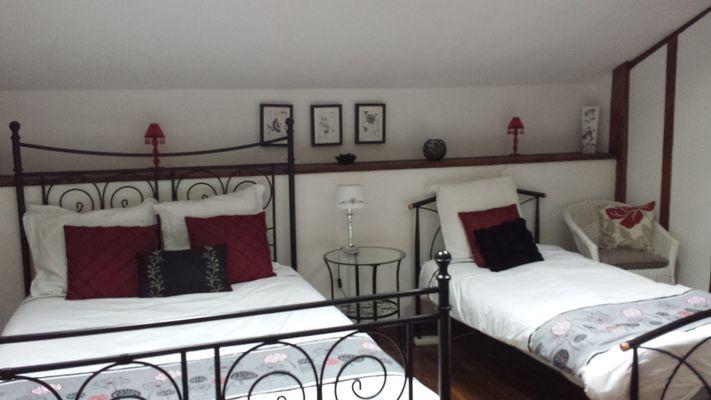 Chambres d'hôtes Les tilleuls, Saint Pé Delbosc
