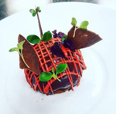 Dessert de la saint Valentin 2017