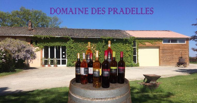 Domaine des Pradelles - Vacquiers