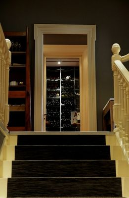 Escalier Michel Sarran TOULOUSE RN