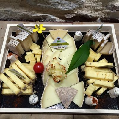 Fromagerie Marzac Composition