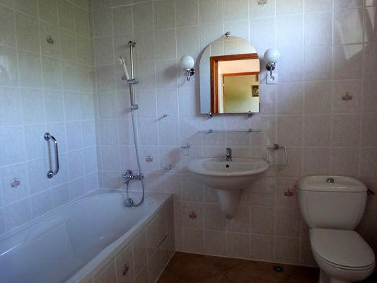 Gite Le Figuier  Saint Frajou Salle de bains 2 Tourisme Saint Gaudens