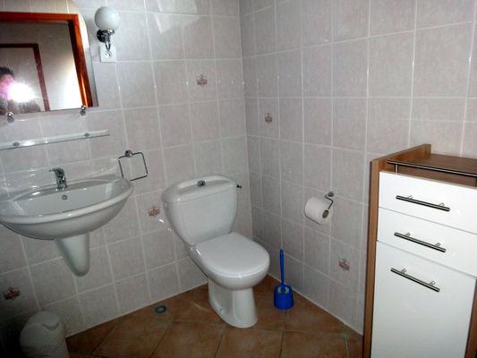 Gite Le Figuier  Saint Frajou Salle de bains Tourisme Saint Gaudens