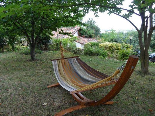 Gîte Le Soulan La Paguère Jardin- Mauvezin