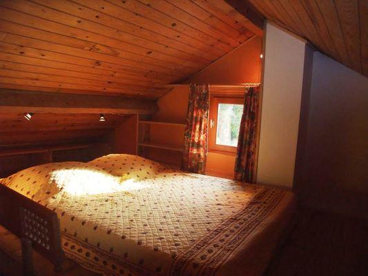 Gîte l'Ostal La Paguère Chambre Mezzanine- Mauvezin