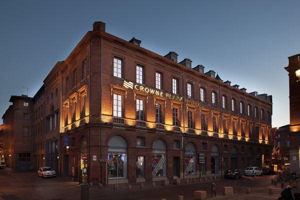 La façade historique