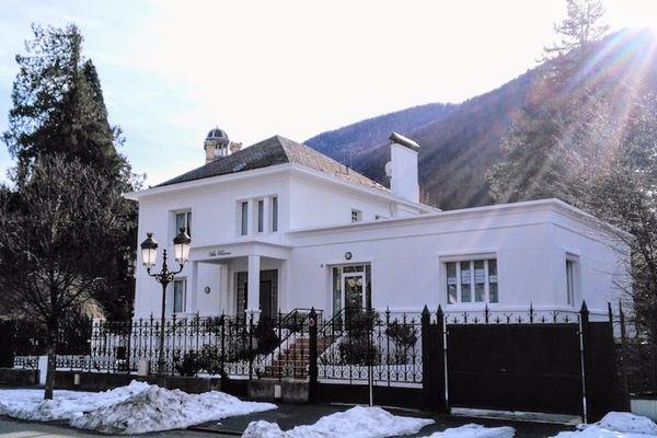 Villa Blanca Chambre D Hotes Bagneres De Luchon Tourisme Haute