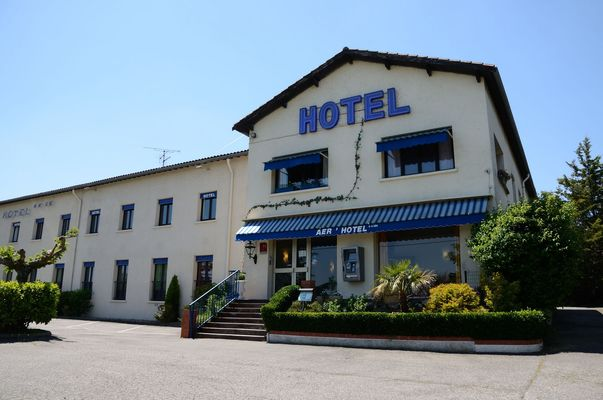 Hotel aer AUZEVILLE