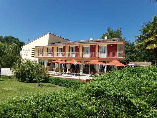 Hotel du lac BOUSSENS