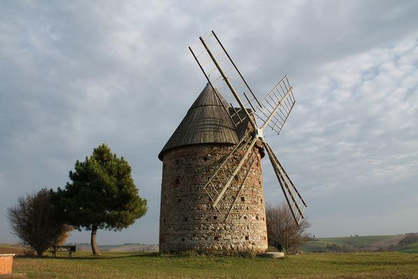 Moulin de Pesquiès