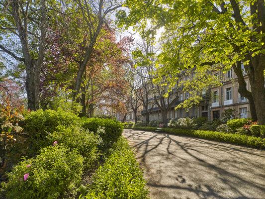 Jardin Royal © D. Viet