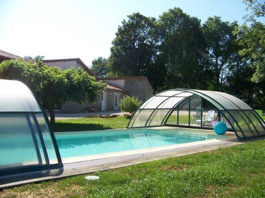 L'Esquere piscine LILHAC