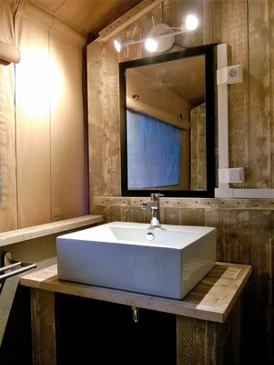 LODGE salle de bain Pre fixe CASSAGNABERE