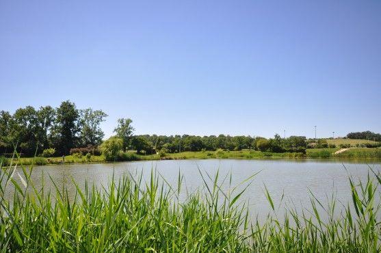 Lac L'Isle en dodon