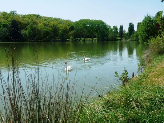 Lac de Boulogne ©Mairie BOULOGNE