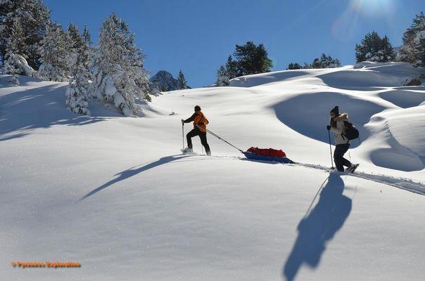 Pyrenees exploration 1 CASTILLON ST MARTORY