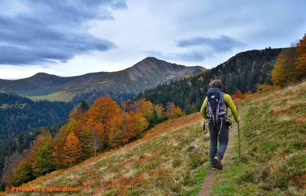 Pyrenees exploration CASTILLON ST MARTORY