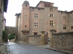 PALAMINY chateau