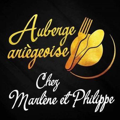 Restaurant Auberge ariegeoise CAZERES logo