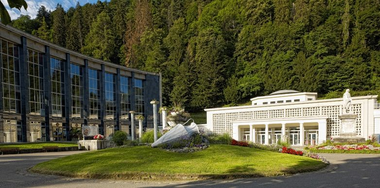 Thermes pano LUCHON