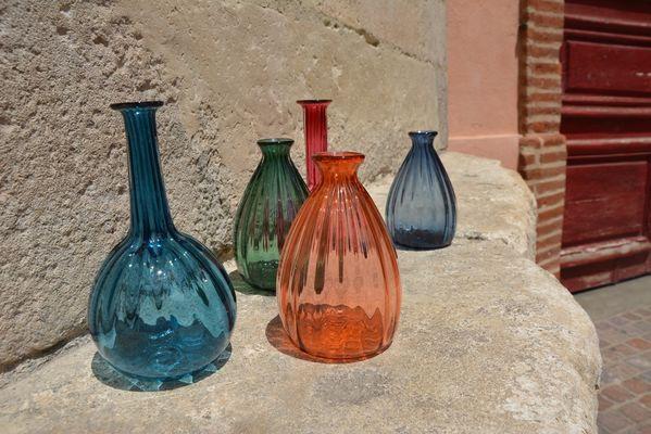 TiPii Atelier toulouse soufflage de verre fiole alice merlinpetit