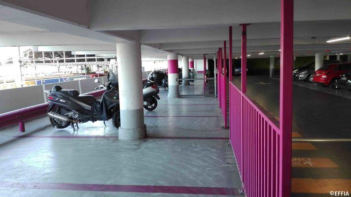 Toulouse - Parking Gare SNCF- EFFIA (3)