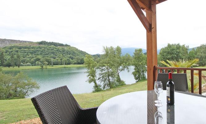 Village Vacances - Chalets du lac - Montréjeau 8