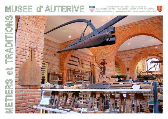 musee des vieux outils 1 AUTERIVE