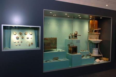 musee instrument medecine pacemaker et sterilisation TOULOUSE