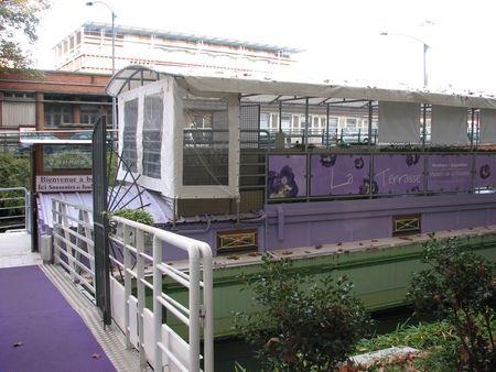 maison violette paysage TOULOUSE