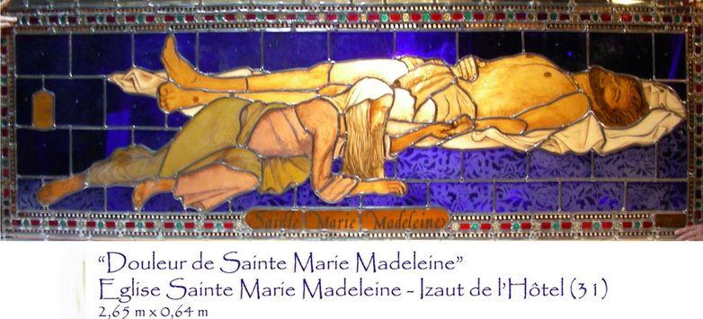Marie Madeleine atelier Delois MONTREJEAU