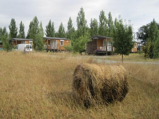 Mobilhome camping le chemin vert SAINT LYS