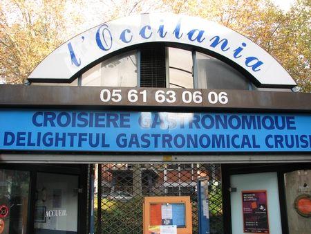 occitania entree TOULOUSE