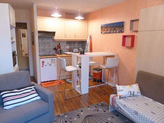 appartement Blanco la soula BAGNERES DE LUCHON