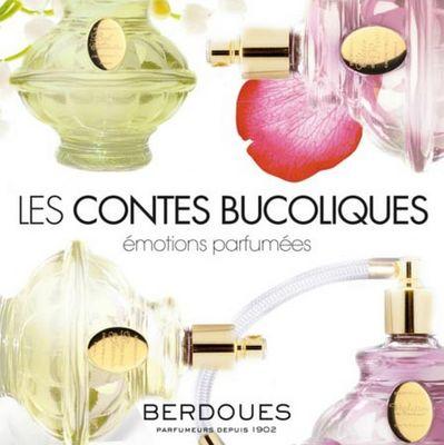 berdoues parfums CUGNAUX