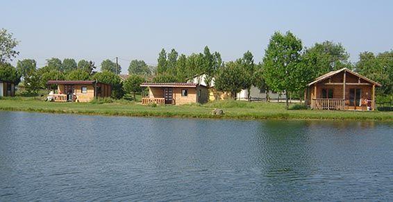 camping des lacs MERVILLE