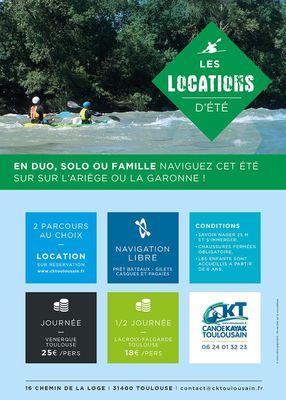 canoe kayak toulousain 1 TOULOUSE