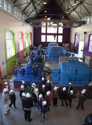 centrale electrique BAGNERES