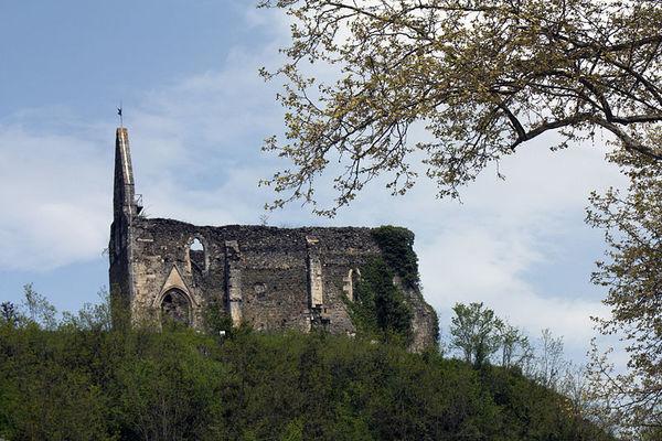 chapelle castrale Crédit photo  Daniel Villafruela
