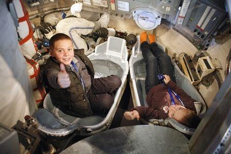 cite de l espace capsule soyouz TOULOUSE © manuel huynh RN