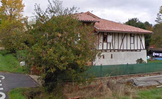 Maison à colombages-LAYRAC