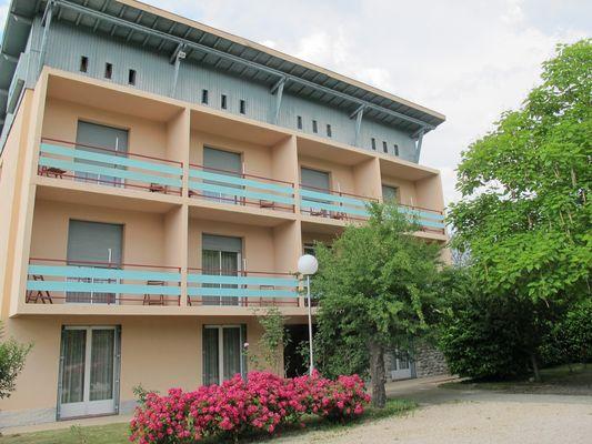 exterieur hostellerie-du-parc LABARTHE