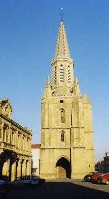 église - boulogne