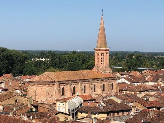 eglise St Michel-VILLEMUR SUR TARN