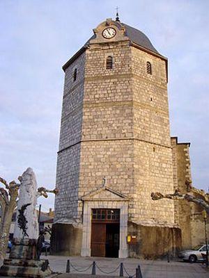 Eglise Saint Jean-Baptiste MONTREJEAU