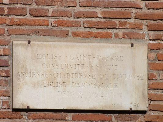 eglise pierre chartreux21 TOULOUSE