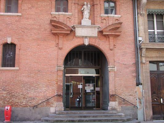 eglise saint jerome 1 TOULOUSE
