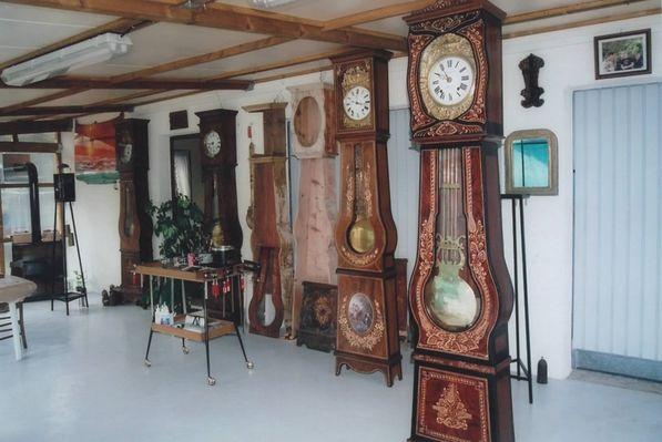 horloge Bodre POINTIS