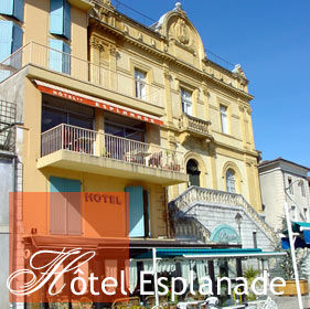 hotel esplanade saint gaudens