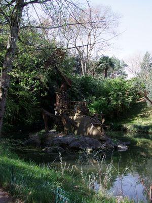 jardin compans 5 TOULOUSE
